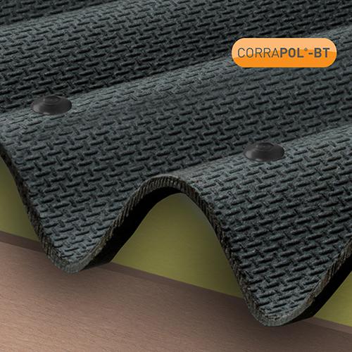 Corrapol-BT Corrapol-BT Black Corrugated Bitumen Fixings 100 Pk Image 2