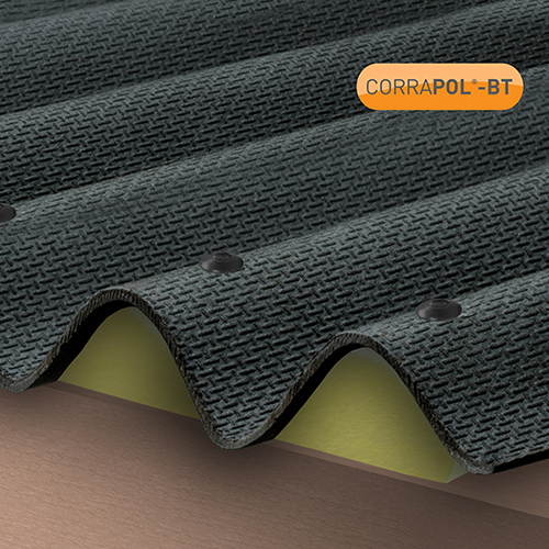 Corrapol-BT Corrapol-BT Corrugated Bitumen Foam Eaves Filler (4Pk) Image 2
