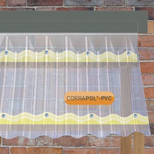 Corrapol Corrapol- PVC DIY Grade Sheet 950 X 2000mm Image 2