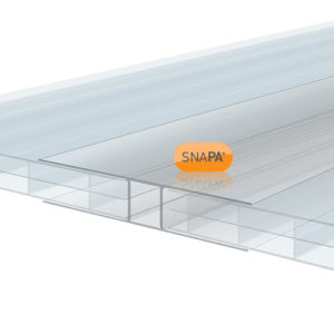 SNAPA Polycarbonate H-Section