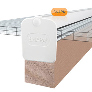 SNAPA Snap Fix PVC Standard Bars