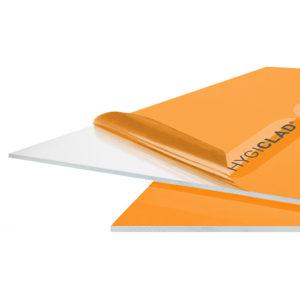 Hygiclad Hygienic Sheet White 1220 x 2440mm