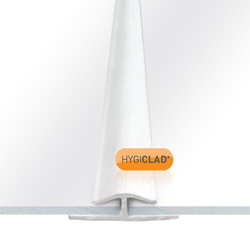 Hygiclad Hygienic Sheet White 1220 x 3050mm Image 2