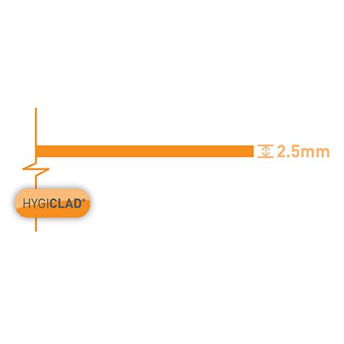 Hygiclad Hygienic Sheet White 1220 x 3050mm Image 3