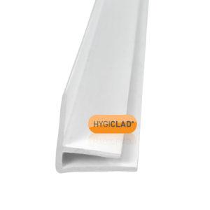 Hygiclad Standard External Corner 3050mm White
