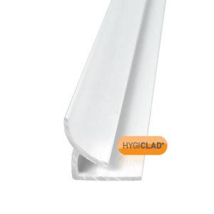 Hygiclad Standard Internal Corner 3050mm White