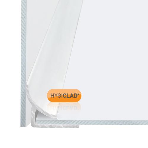 Hygiclad Standard Internal Corner 3050mm White Image 2