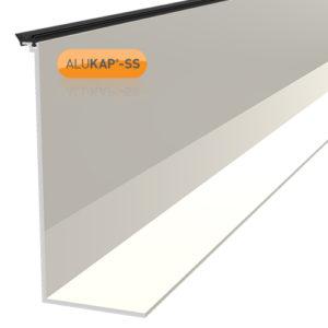 Alukap-SS High Span Cap 4.8m White