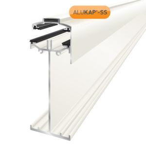 Alukap-SS High Span Gable Bar 6.0m White