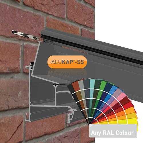 Alukap-SS Wall & Eaves Beam 3.0m PC Image 2