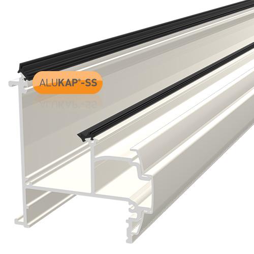 Alukap-SS Wall & Eaves Beam 4.8m White
