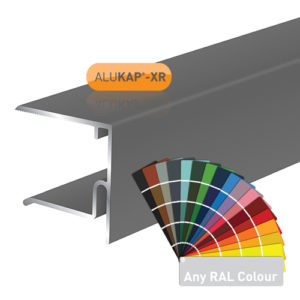 Alukap-XR 28mm End Stop Bar 4.8m PC