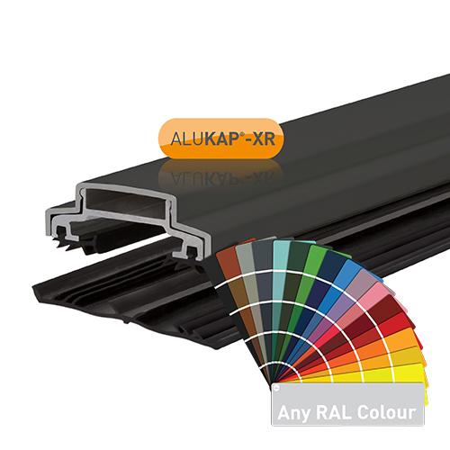 Alukap-XR 45mm Bar 6.0m 45mm RG PC Alu E/Cap