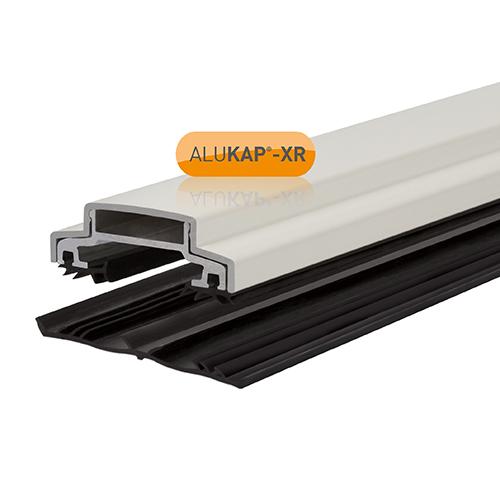 Alukap-XR 45mm Bar 6.0m 45mm RG WH Alu E/Cap