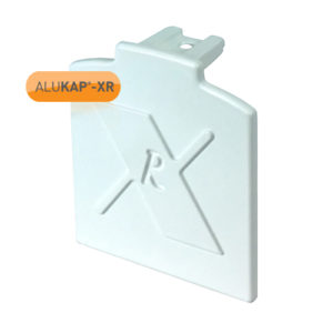 Alukap-XR Additional Bar Endcap Each WH