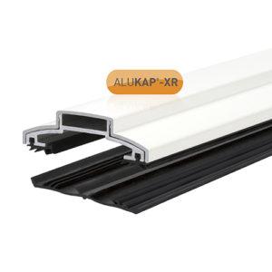 Alukap-XR 60mm Bar 3.6m 45mm RG WH Alu E/Cap