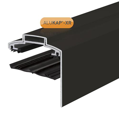 Alukap-XR 60mm Gable Bar 3.0m 45mm RG BR Alu E/Cap