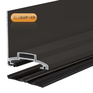 Alukap-XR 60mm Wall Bar 6.0m 45mm RG BR Alu E/Cap