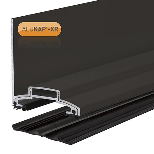 Alukap-XR 60mm Wall Bar 6.0m 45mm RG BR Alu E/Cap
