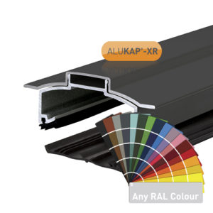 Alukap-XR Hip Bar 4.8m 45mm RG PC Alu E/Cap