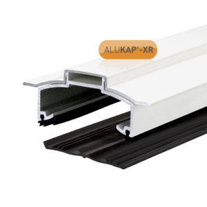 Alukap-XR Hip Bar 4.8m 45mm RG WH Alu E/Cap