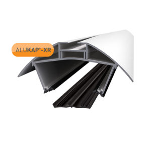 Alukap-XR Ridge 3m 45mm RG WH