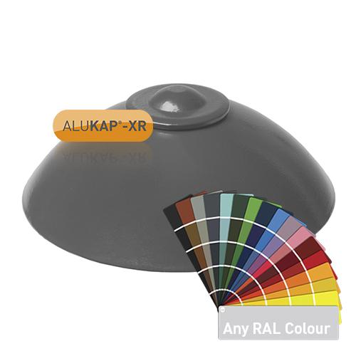 Alukap-XR Roof Lantern Pinnacle Top Cap PC