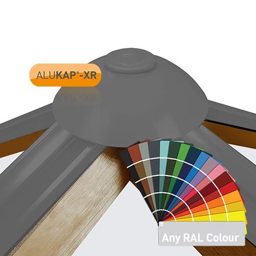 Alukap-XR Roof Lantern Pinnacle Top Cap PC Image 2