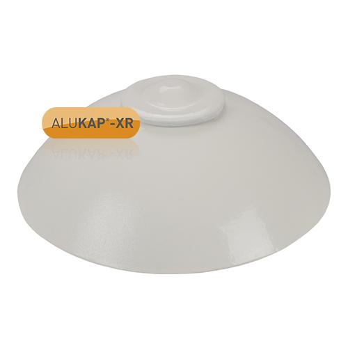 Alukap-XR Roof Lantern Pinnacle Top Cap White