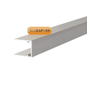 Alukap-XR 16mm Aluminium C Section 4m