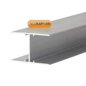 Alukap-XR 32mm Aluminium H Section 4m