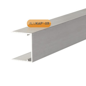 Alukap-XR 32mm Aluminium C Section 4m
