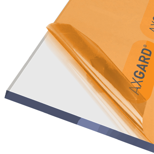 Axgard Clear 12mm UV Protect Polycarb 1000 x 3050mm
