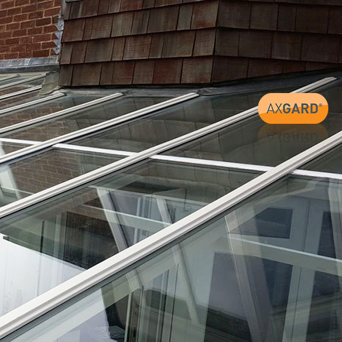 Axgard Clear 3mm UV Protect Polycarb 2050 x 4000mm Image 2
