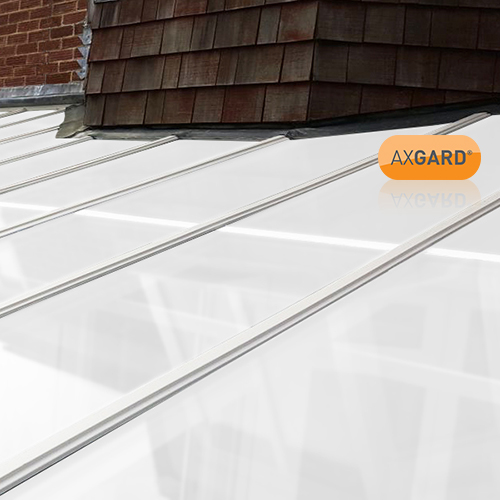 Axgard Opal 3mm UV Prtc Polycarb 1000 x 1000mm Image 2