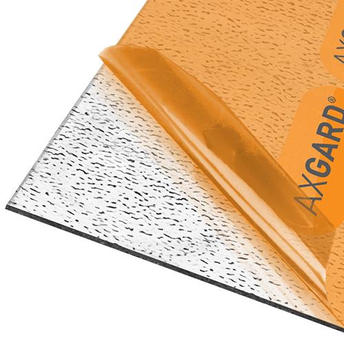 Axgard Patternd 3mm  Polycarb 500 x 2000mm
