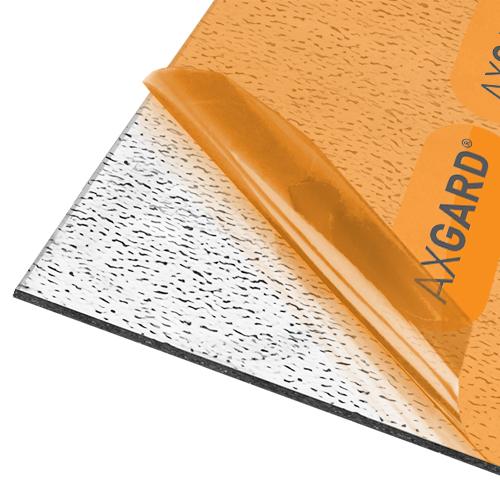 Axgard Patternd 4mm UV Prtc Polycarb 1000 x 1000mm