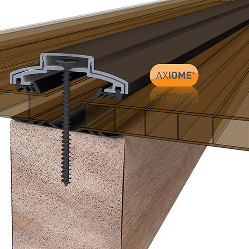 Axiome Bronze 10mm Twinwall 2100 x 3000mm Image 2