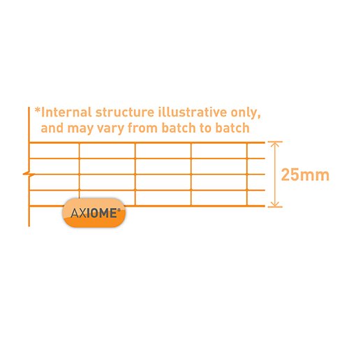 Axiome Bronze 25mm Polycarbonate 690 x 2000mm Image 3