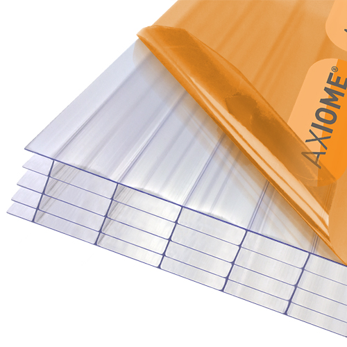 Axiome Clear 25mm Polycarbonate 840 x 4500mm