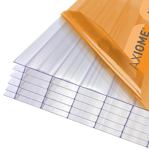 Axiome Clear 35mm Polycarbonate 2100 x 2000mm