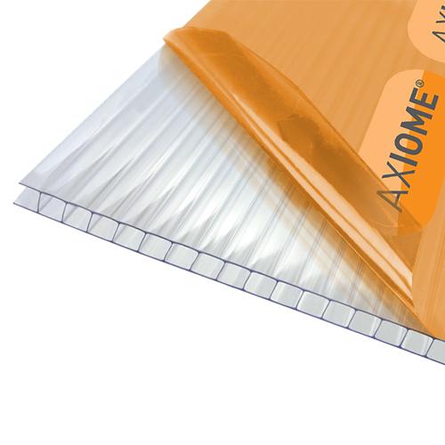 Axiome Clear 6mm Twinwall 2100 x 2000mm