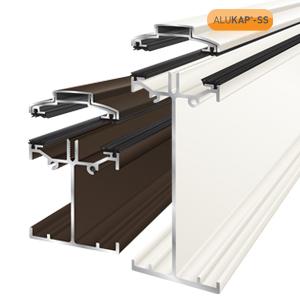 Alukap-SS Aluminium Self Supporting Glazing Bars