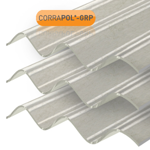 GRP Translucent Sheets